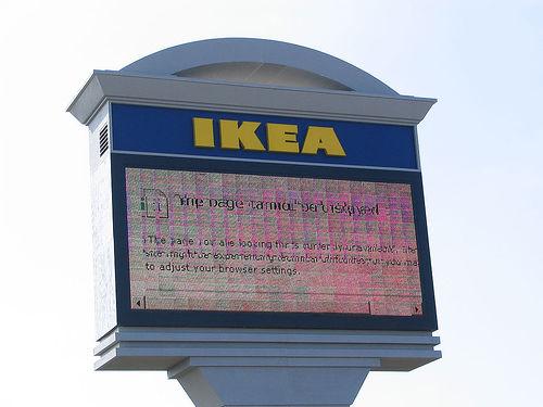 Ikea No disponible