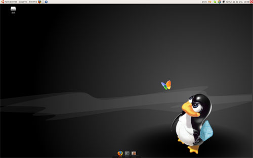 Escritorio virtual ubuntu PoZu
