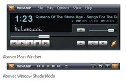 Captura WinAmp